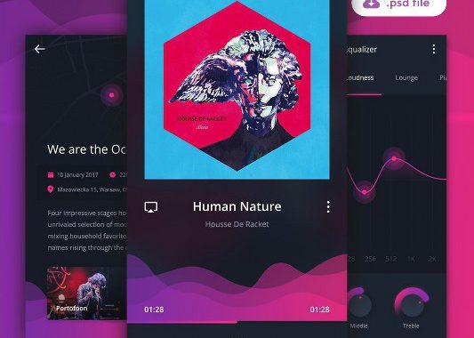 music aplication